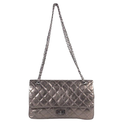"Chanel ""02:55 Reissue Flap Bag 225"""