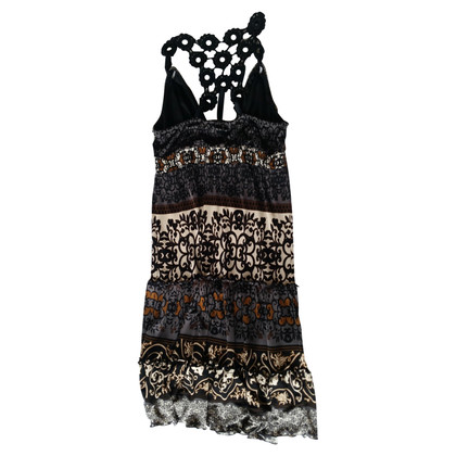 Hale Bob Dress with pattern