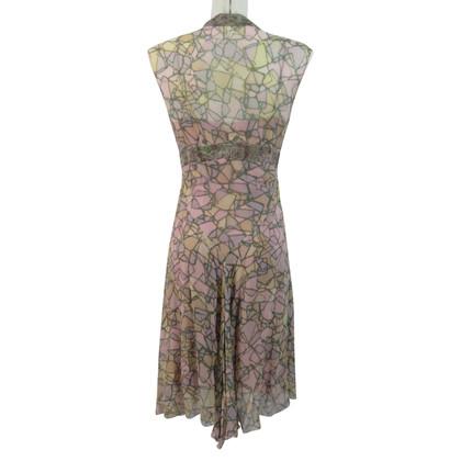 Diane von Furstenberg Kleid in Pastellfarben