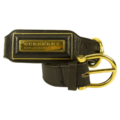 Burberry Brown belt