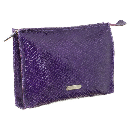 Etro clutch purple