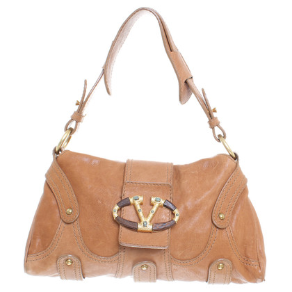 Valentino Shoulder bag in Cognac