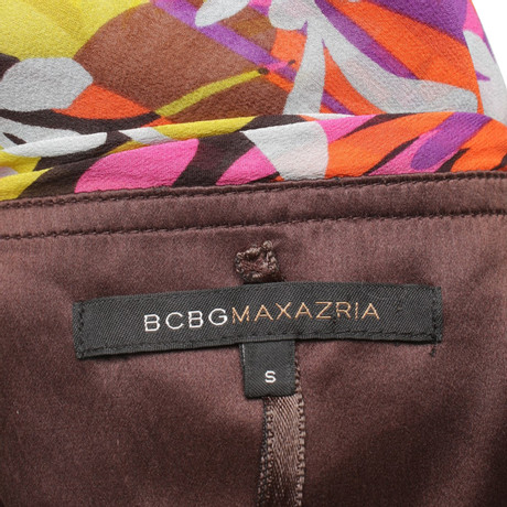 Azria mit BCBG Kleid BCBG Max Bunt Max Muster Muster Azria HaPqIxnwY
