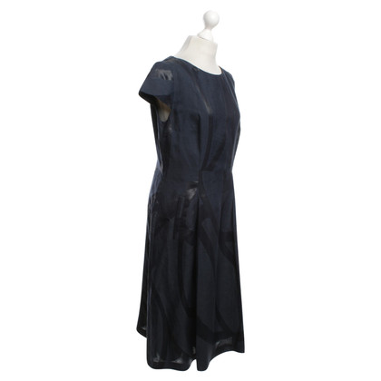 St. Emile Dress in dark blue
