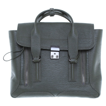 "3.1 Phillip Lim Olive green bag ""Paschli"""