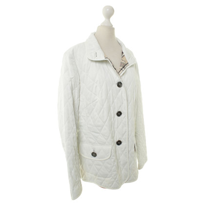 Basler Quilted Jacket in white