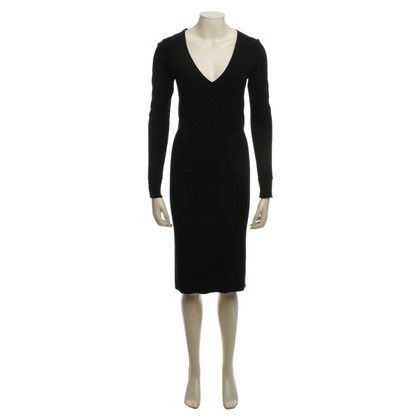 Donna Karan Knit dress in black