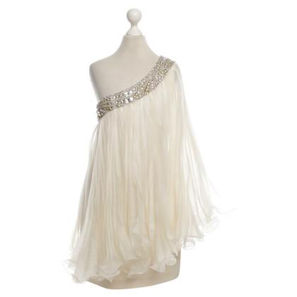 Marchesa Dress in cream