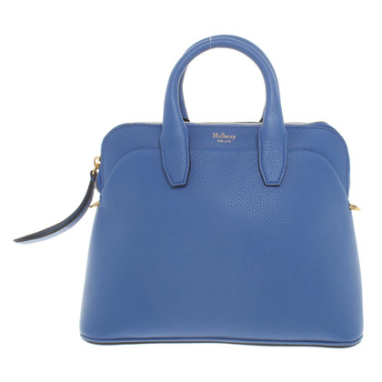 "Mulberry ""Small Colville Bag"" in blue"