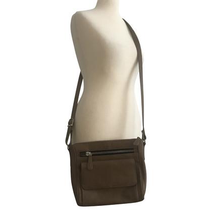 Steffen Schraut Shoulder bag in taupe