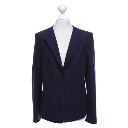 Marc Cain Cardigan in blu scuro