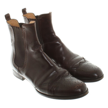 Unützer Boots in Brown