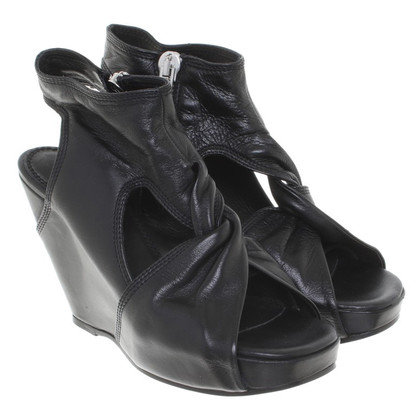 Rick Owens Leren sandalen