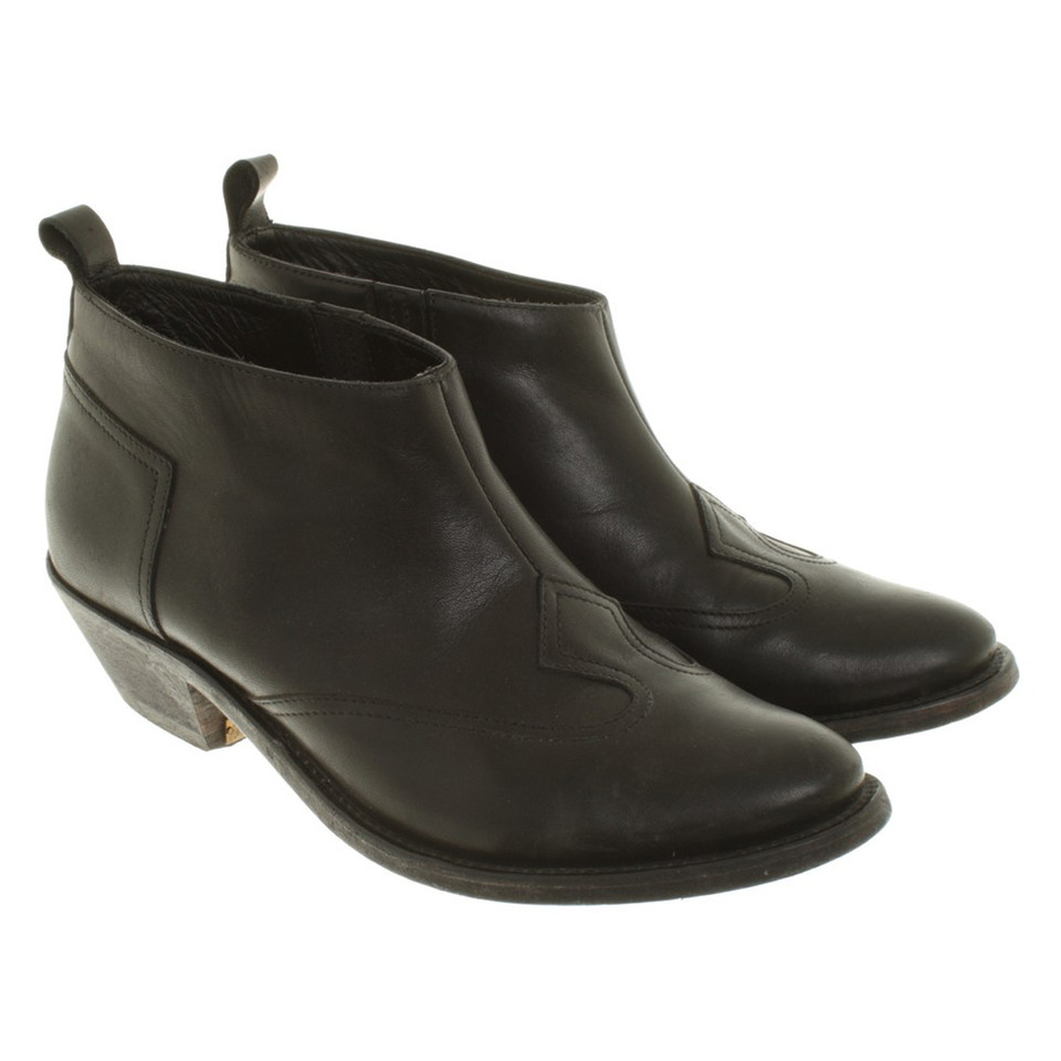 Golden Goose Ankle boots in black