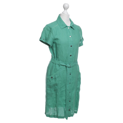 Strenesse Blue Shirt Dress in Green