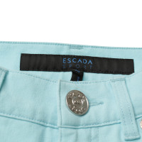 Escada Jeans in turchese