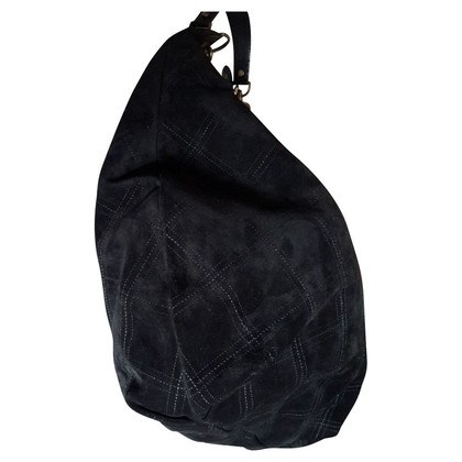 Lanvin Hobo Bag Suede
