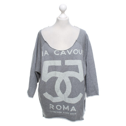5Preview Sweat-shirt en gris