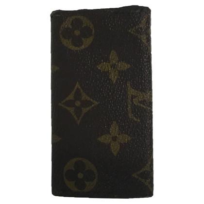 Louis Vuitton key holder from Monogram Canvas