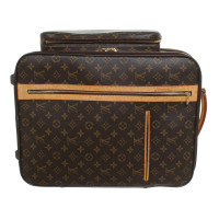 Louis Vuitton Trolley with Monogram Canvas