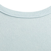 FTC Knit sweater in light blue