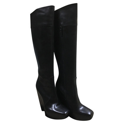 Balenciaga platform boots