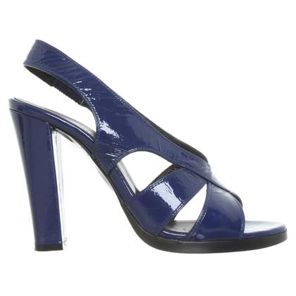 Balenciaga Sandaletten aus Leder