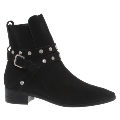 See by Chloé Boots Black Suede