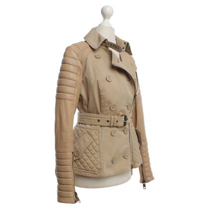 Burberry Jacket in beige color