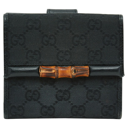 Gucci Bamboo Portemonnaie