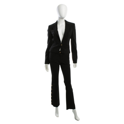 Versace Pantsuit in black
