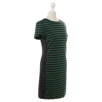 Michael Kors Etui-Kleid im Streifen-Design