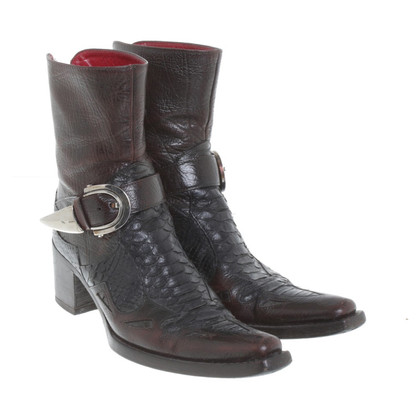 Cesare Paciotti Ankle boots in brown