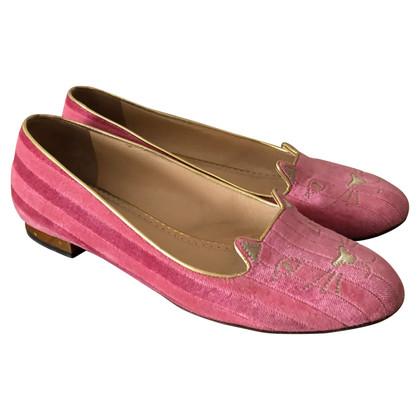 Charlotte Olympia slipper