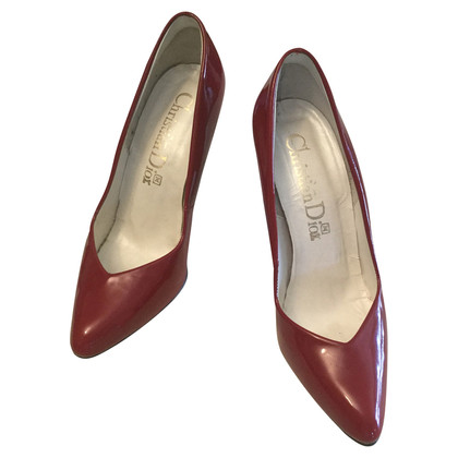 Christian Dior Pumps in vernice