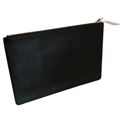 Karl Lagerfeld clutch in black