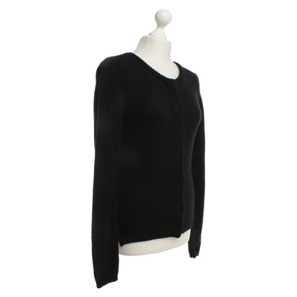 Dear Cashmere Cardigan in Black