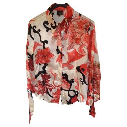 Just Cavalli Silk Shirt