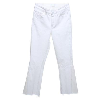 Paige Jeans Jeans en blanc
