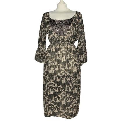 Noa Noa Dress with pattern
