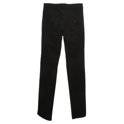 Escada Pantaloni in Black