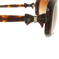 Chanel Sunglasses in shades of brown