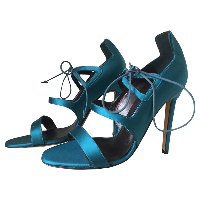 manolo blahnik sandale haute acheter manolo blahnik sandale haute second hand d 39 occasion pour. Black Bedroom Furniture Sets. Home Design Ideas