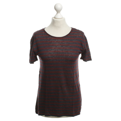 Alexander Wang top with stripe pattern