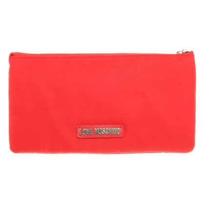 Moschino Love Portemonnaie in Rot