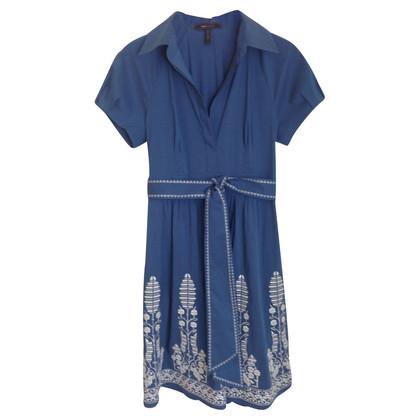 BCBG Max Azria Vestito blu