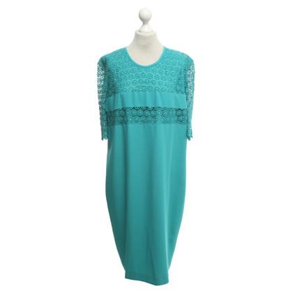 Andere Marke Luisa Spagnoli - Kleid in Türkis
