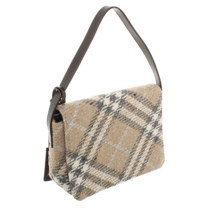 Burberry Handtasche mit Karo-Muster