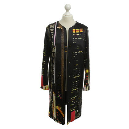 Marc Cain Edler Longblazer with print