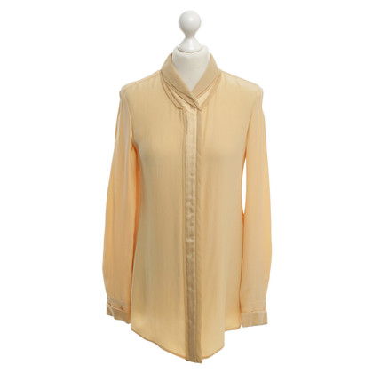 Strenesse Silk blouse in yellow